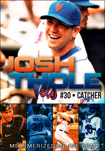 It's Now Or Never For Josh Thole