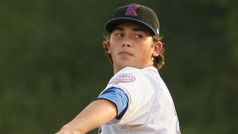 Get To Know Mets Pitching Prospect Bret Mitchell