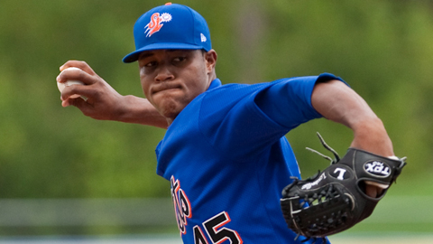 Mets Minor League Notes: Wheeler and Familia To Make 2012 Debuts