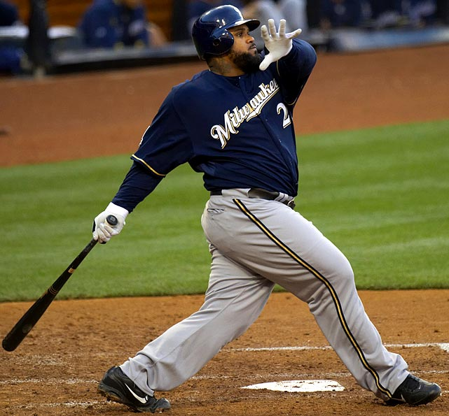 Prince Fielder Is Heading To Motor City, Signs $214MM Deal With Tigers
