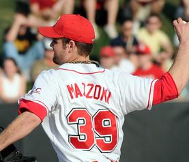 Cory Mazzoni Is A 2012 Breakout Prospect
