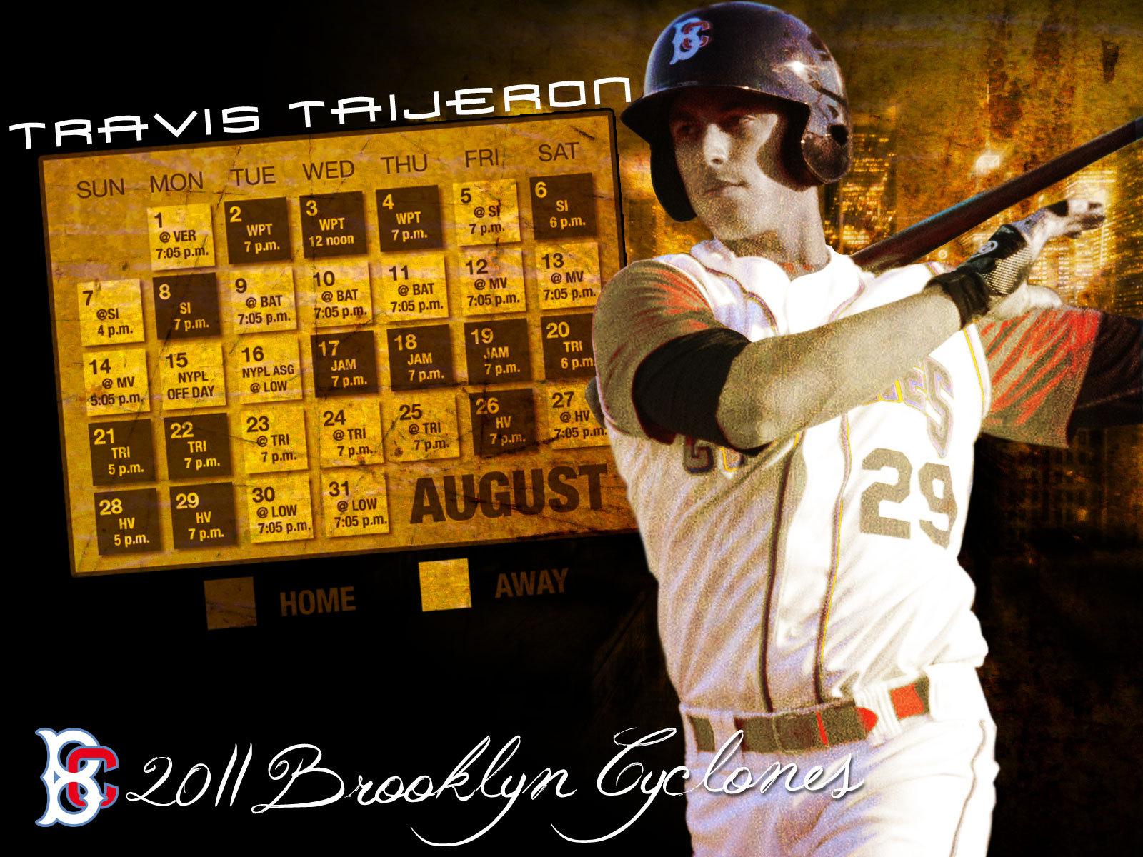 Get To Know Mets Prospect Travis Taijeron
