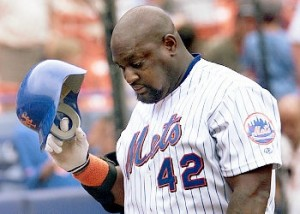 If only Mo Vaughn's batting average had been higher than his weight, things could have turned out differently for the 2002 Mets.  Or not.