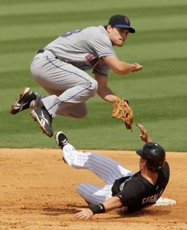 Mets' Defense Up The Middle Is Sorely Lacking
