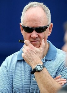 SANDY ALDERSON: We will have plenty of money to spend mid-season if this team needs help.