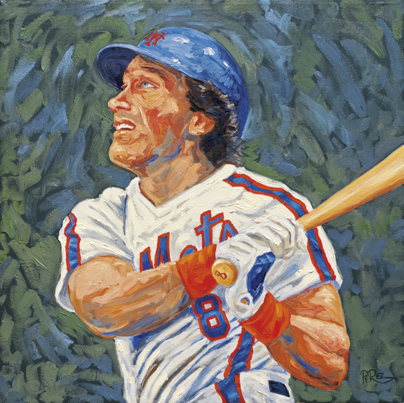 Video: Gary Carter Reactions From The 1986 Mets