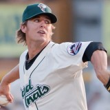 Greg Peavey Named Eastern League Pitcher of the Week