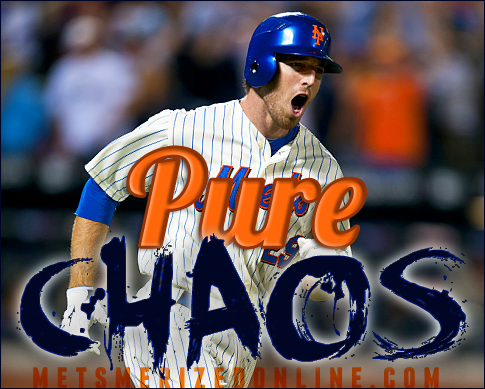 Ike Davis is Pure CHAOS!