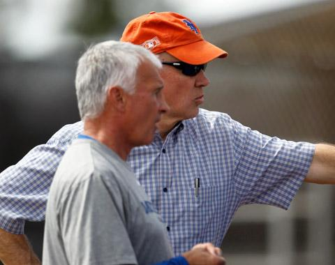 Sandy Alderson's Philosophy On Evaluating Terry Collins