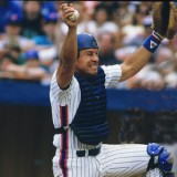 gary carter out at home