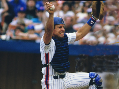 The importance of securing an elite catcher mets merized for Gary carter vet