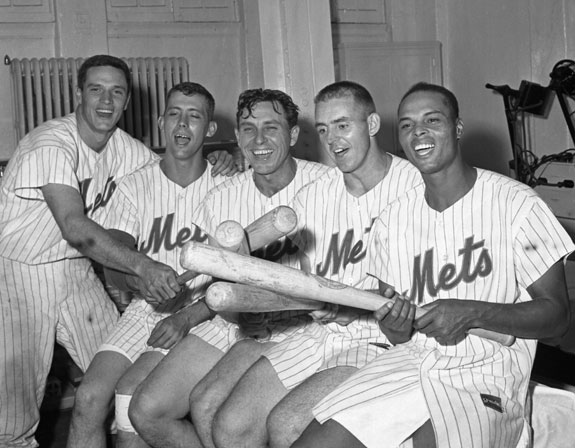Mets Eye Candy: The 1962 Edition