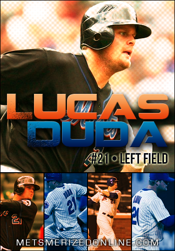 Lucas Duda: This Guy Is Going To Be A Monster