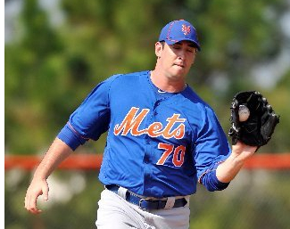 Matt Harvey To Start Intrasquad Game On Friday, Will Pitch In Spring Opener 3/5
