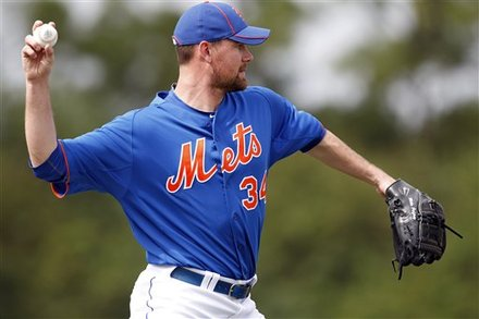 Mike Pelfrey: Sink Or Be Sunk