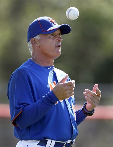 Mets Starting Lineup and Rotation Taking Shape