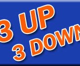 3 Up & 3 Down: A DC Power Shift Edition