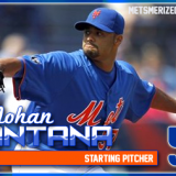 Mets Make It Official, Johan Santana Gets Opening Day Start