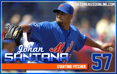 Will We See Johan Santana on the Mound for Opening Day?
