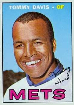 Old Time Mets: Tommy Davis