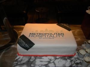 Metropolitan Hospitality Cake