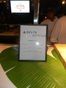Delta Sky360 Club offerings