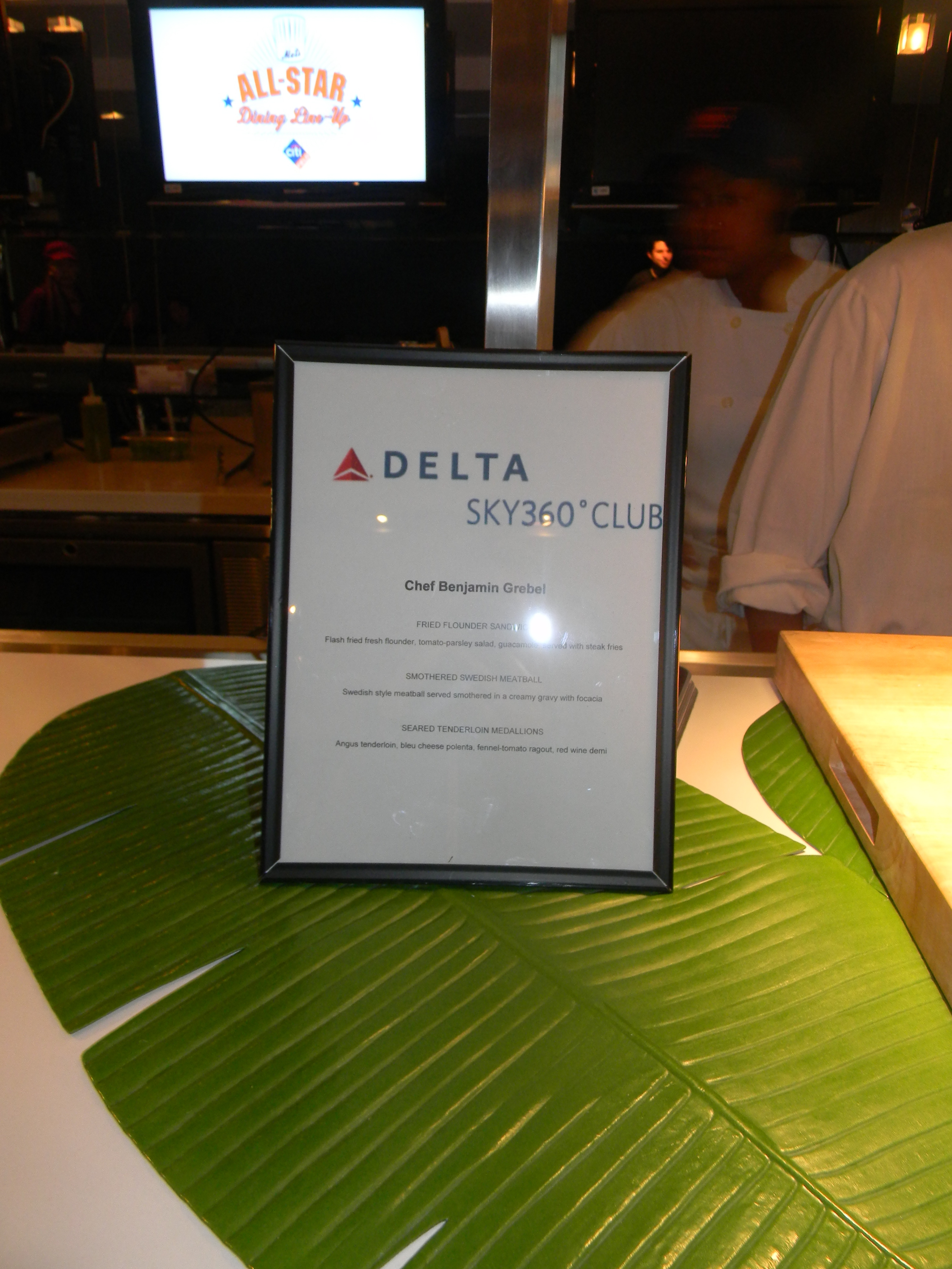 Delta Sky360 Club offerings