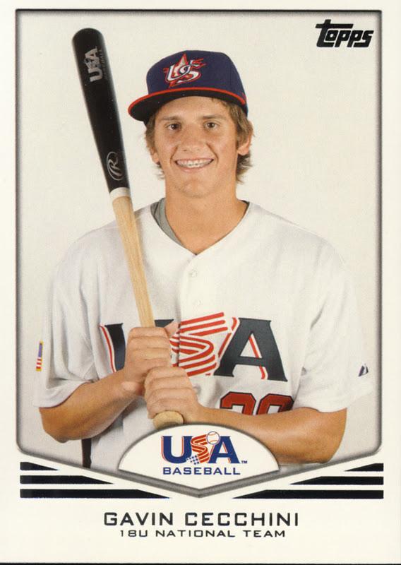 2012 Draft Candidates: Gavin Cecchini, SS