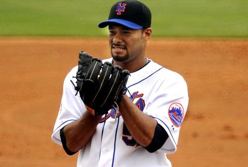 Johan Santana Good – Bullpen, Not So Much In Mets 4-0 Loss