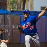 Turner Powers Mets 7-0 Win Over Marlins