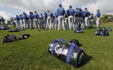 Prospect Pulse: Spring Training Updates