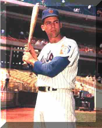 """Remembering the Mets First """"Star"""" – Ron Hunt"""