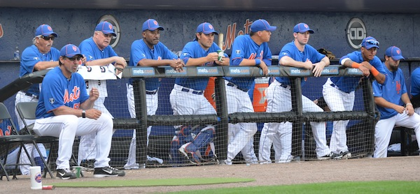 Mets To Announce 2012 Minor League Rosters