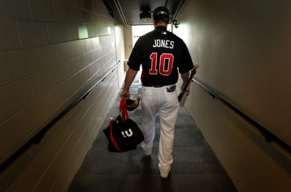 Chipper Jones Will Get My Vote For The Hall