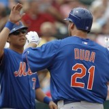 Beltran Says Duda Will Be A Great Player