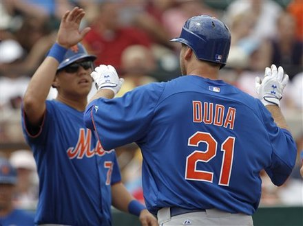 Mets Over/Under's: The Home Run Edition