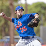Gee, Mets Look Sharp in 2-0 Victory Against Nats