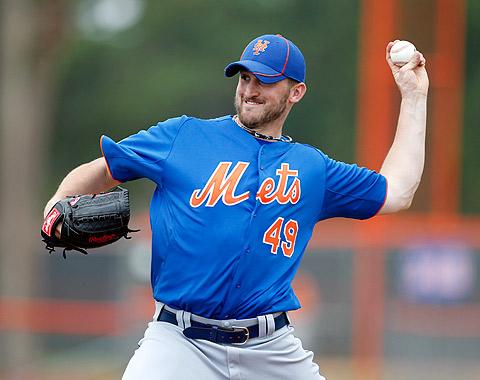 Mets Announce Jon Niese Deal