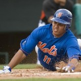 Ruben Tejada Leads All MLB Shortstops In Batting Average and OBP