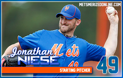 Terry Collins: If Santana Isn't Ready, Niese Will Get Opening Day Nod