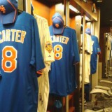 Coaches, Players To Wear Gary Carter's No. 8 Jersey Today