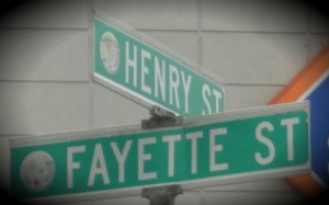 Henry and Fayette Street