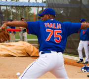Jeurys Familia Photo by Michael Baron