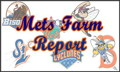Mets Farm Report: 4/12/12