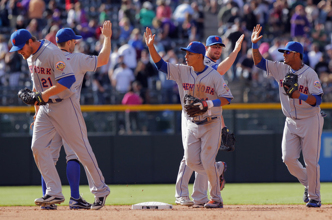Ike Davis Keys 11th Inning Rally In Mets 6-5 Win Over Rockies