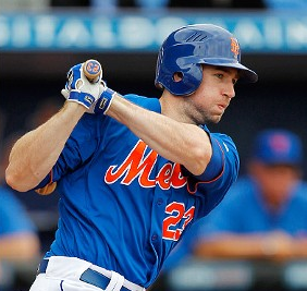 Mets To Activate Mike Baxter and Option Kirk Nieuwenhuis To Buffalo