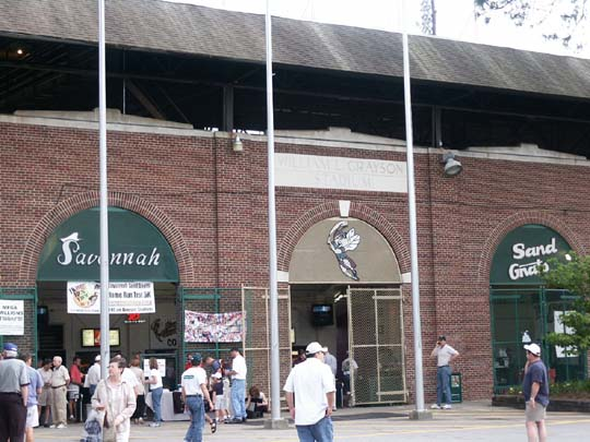 Mets Extend Affiliation With Savannah Sand Gnats Through 2014 Season