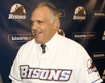 2012 Mets Minor League Coaching Staffs
