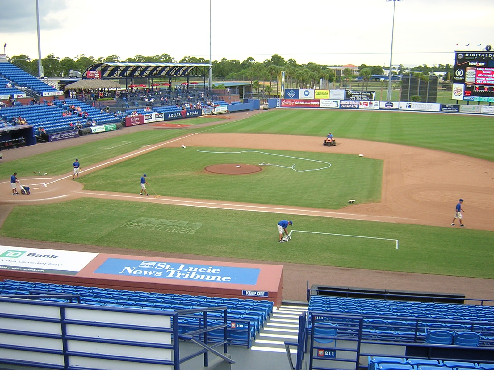 Meet The Mets….The St. Lucie Mets