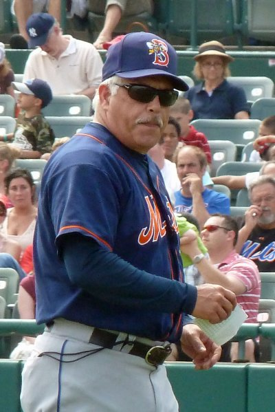 Talkin' Baseball With Bisons Manager Wally Backman